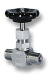 with male screw thread NPT on both sides Image